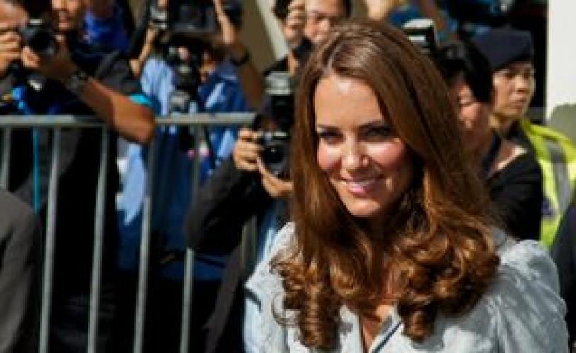 Primul discurs oficial în străinătate al Ducesei de Cambridge