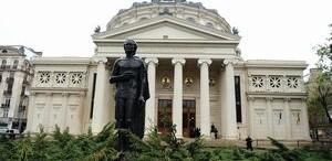Artmark a scos marţi la licitaţie un abonament la lojă valabil un an la Ateneul Român