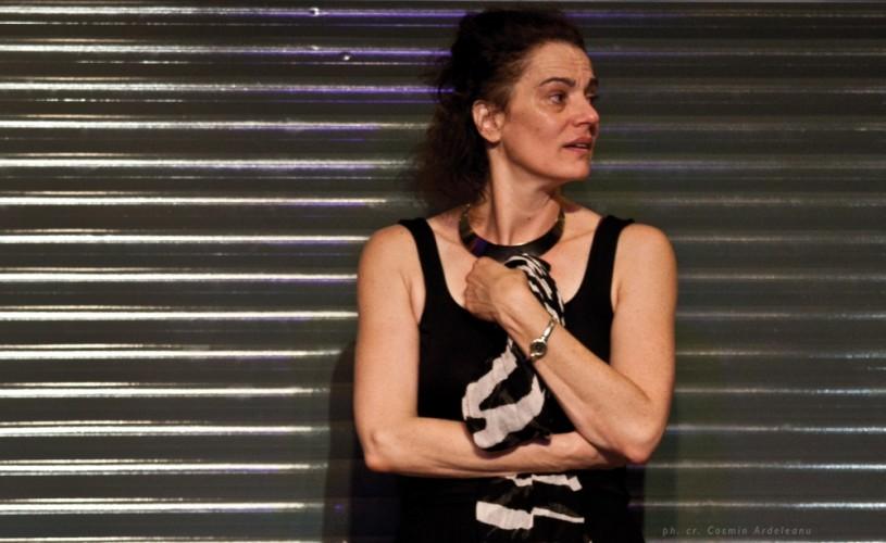 """Maia Morgenstern joacă în """"Jubileul"""", la Teatrul Metropolis"""