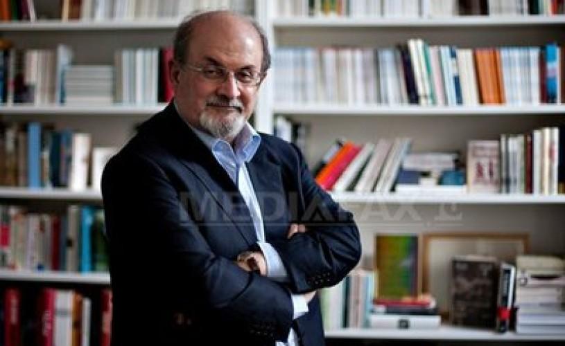 """""""Amintiri"""" despre Salman Rushdie, marţi, la Bucureşti"""