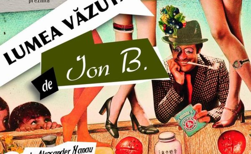 """""""Lumea văzută de Ion B."""", un documentar românesc impresionant, proiectat la Viena"""