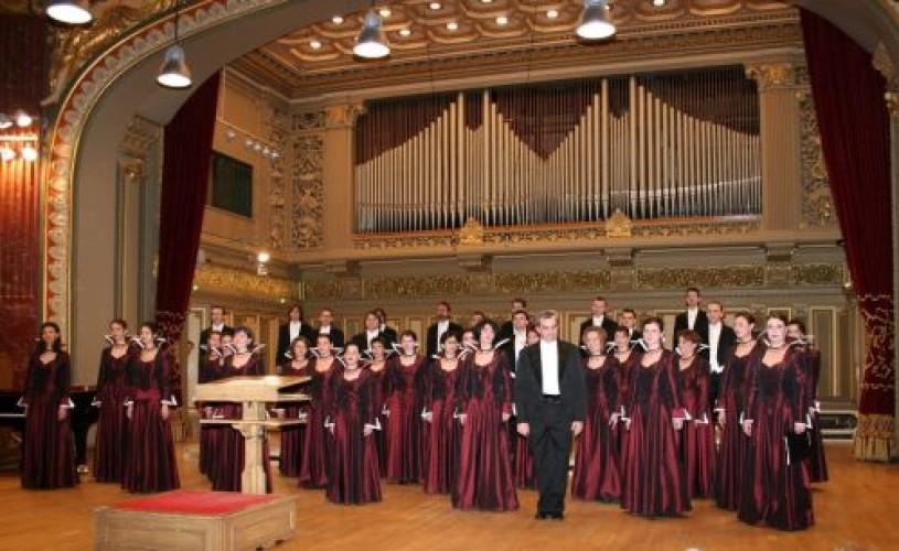 """Pe scena Ateneului Român va avea loc concertul extraordinar al Corului de cameră """"Preludiu"""", marcând astfel 40 de ani de activitate"""