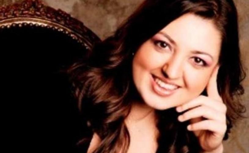 Alexandra Dăriescu va concerta la Londra