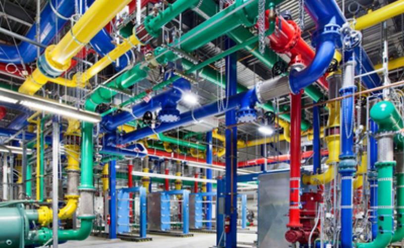 Tur virtual în interiorul Internetului: Google a făcut publice imagini din centrele sale de date