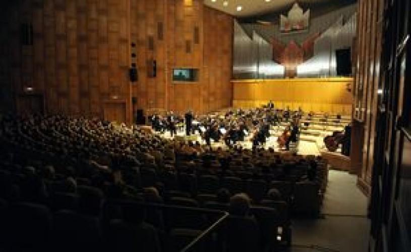 În concertul de deschidere a stagiunii Orchestrei Naţionale Radio, Carmina Burana