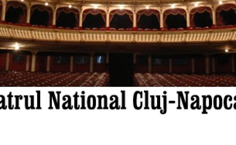 Teatrul Național Cluj Napoca: Programul spectacolelor în săptămâna 29 octombrie – 4 noiembrie 2012