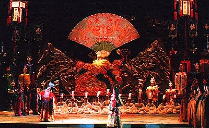 Turandot vine la Grand Cinema Digiplex