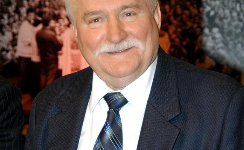 Reactia lui Lech Walesa, la acordarea Premiului Nobel pentru Pace Uniunii Europene