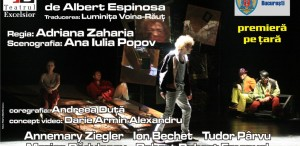 Comunicat de presa: Program Teatrul Excelsior cu premiere nationale
