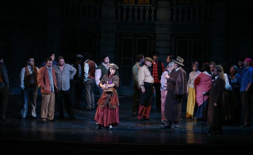 Spectacolele programate de Opera Nationala Romana Timisoara