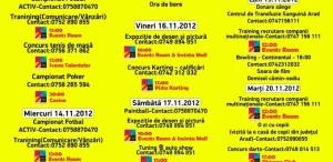 Festivalul Unifest continua cu spectacole de teatru, opera si vizite la muzee