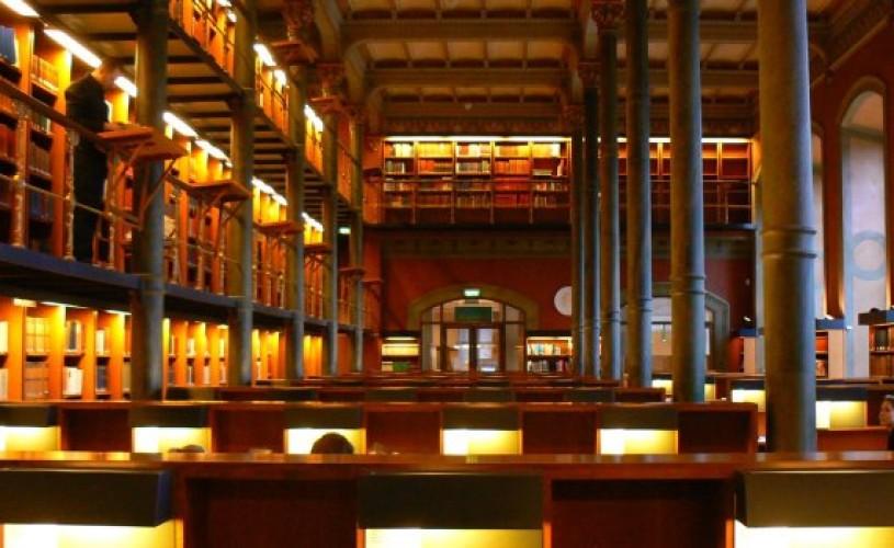 Activităţi culturale si recreative pe timp de noapte la Nocturna Bibliotecilor