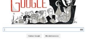 GOOGLE sărbătoreşte165 de ani de la naşterea scriitorului BRAM STOKER, autorul celebrului roman