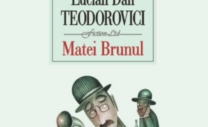 """Scriitorul Lucian Dan Teodorovici este câştigătorul premiului """"Augustin Frăţilă"""""""