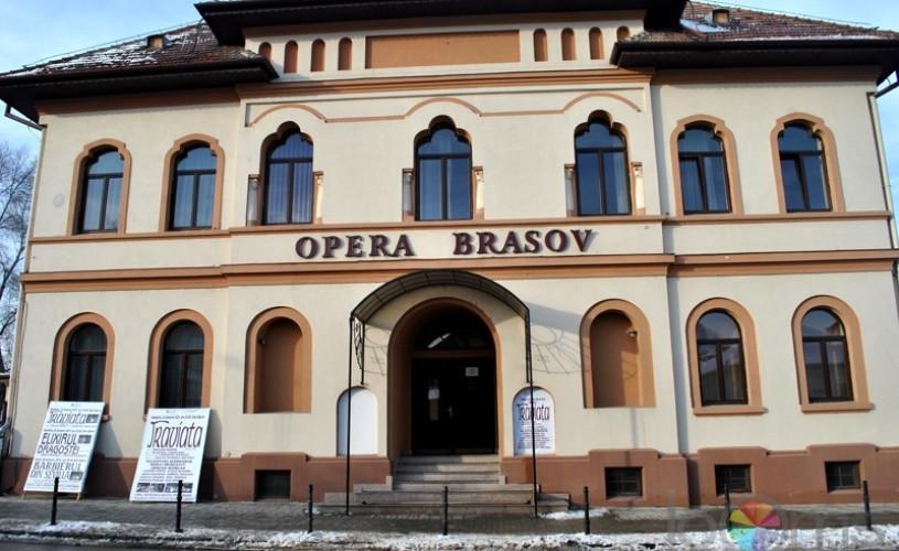 Concert extraordinar la Opera Brasov de 1 decembrie