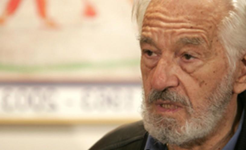 Sergiu Nicolaescu: Moartea lui Serban Ionescu este o mare pierdere pentru cinematografia noastra