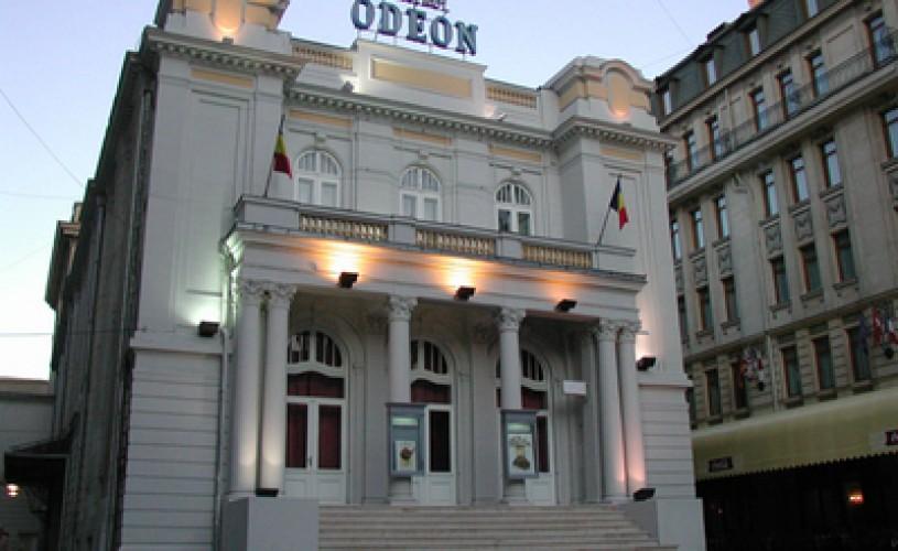 Spectacol de lectura la Odeon