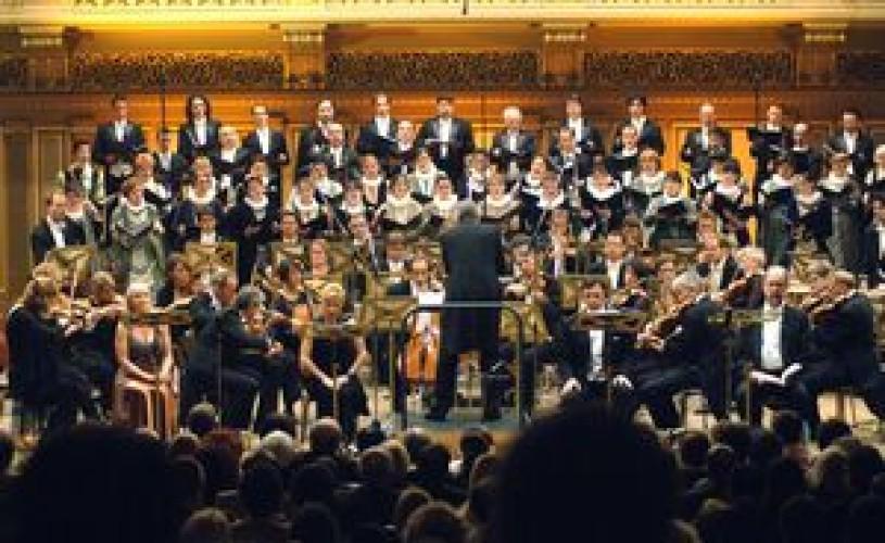 Concert de Craciun al Corului 'Madrigal', la Opera Romana