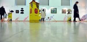 Expozitia 'De-a Facerea Lumii. Jocuri si jucarii' vernisata la MTR