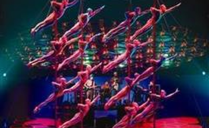 Cirque du Soleil revine la Bucuresti în 2013