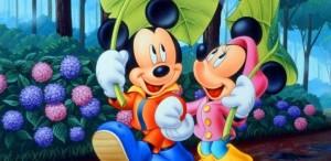 Mickey's Magic Show vine in Romania
