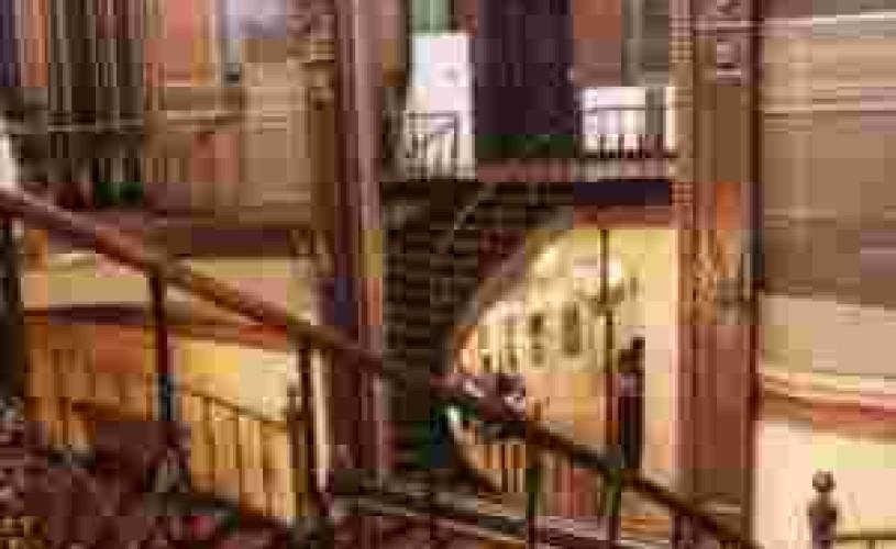 Se deschide Salonul de iarna de la Palatul Şuṭu