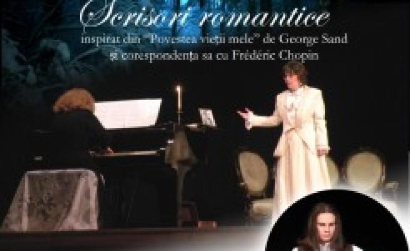 Spectacol cu scrisori romantice de la Chopin