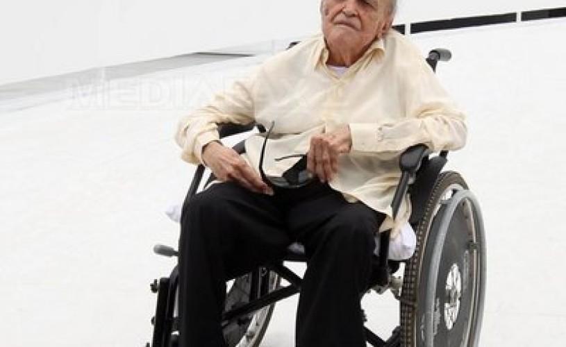 Arhitectul brazilian Oscar Niemeyer a murit la varsta de 104 ani