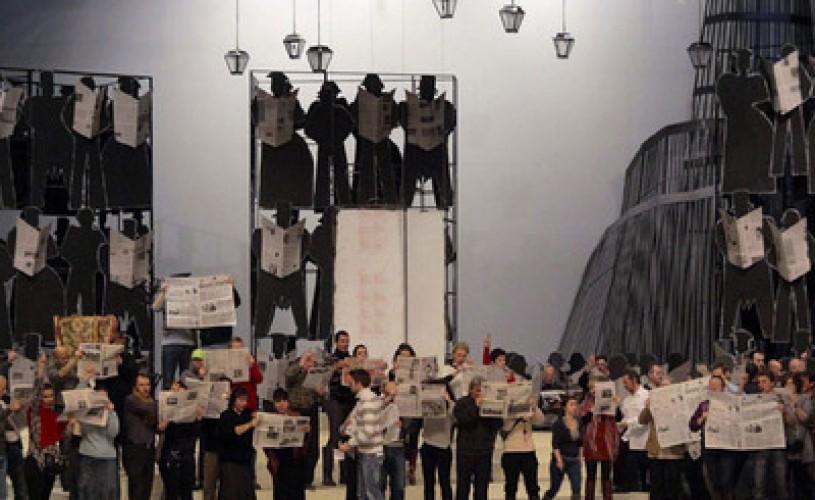 O scrisoare pierduta, in premiera absoluta la Opera Nationala din Bucuresti