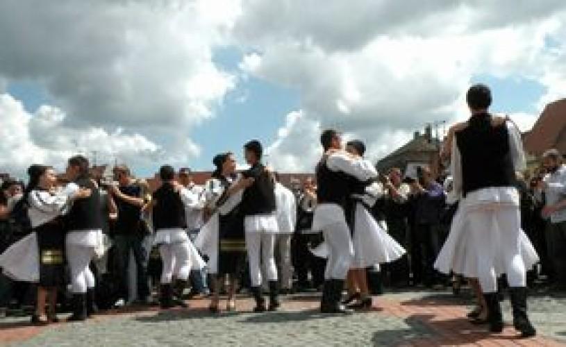 """""""Junii Sibiului"""" vor deschide Targul de Turism de la Viena, al treilea ca importanta din Europa"""