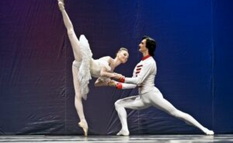 Seara de balet cu 'Anotimpurile' de Vivaldi si concert omagial Antonin Ciolan