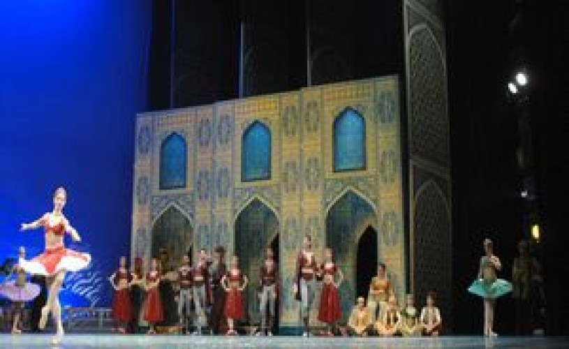 Seară de balet cu 'Anotimpurile' de Vivaldi şi concert omagial Antonin Ciolan, la Opera Română