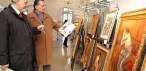 Întreaga piaţă de artă a anului 2012 poate fi estimată ca depăşind 25 milioane euro