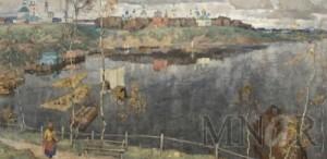 Expoziṭie de picturã rusã la MNAR