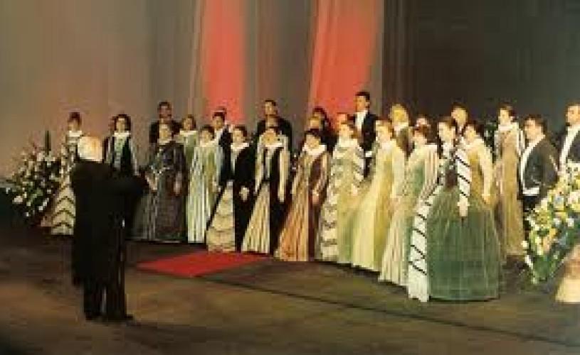 Corul Madrigal sărbătoreşte 50 de ani de activitate printr-un concert la Ateneul Român, pe 21 aprilie