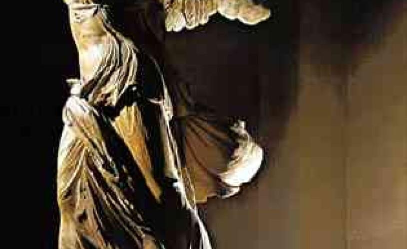 Se restaureazã celebra statuie din Franṭa