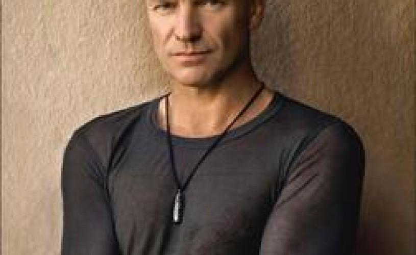 Sting revine în Bucureşti cu turneul Back to Bass