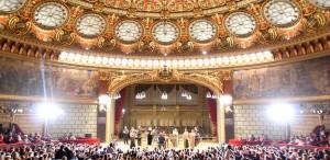 Concursul ''George Enescu'' va fi decalat cu un an