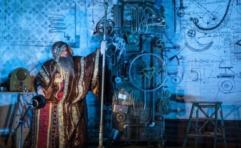 Premiera la teatrul Metropolis