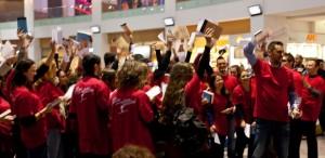 Cea de-a doua ediție a campaniei vALLuntar s-a încheiat cu 522 de cărți citite și 632 de copaci ce vor fi plantați
