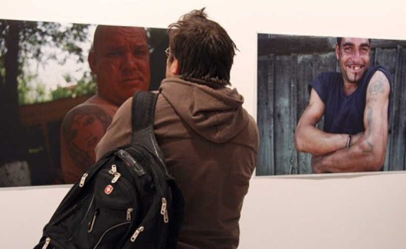 Barabancea și Borduz au prezentat la Galeria Calina o Timișoara în imagini