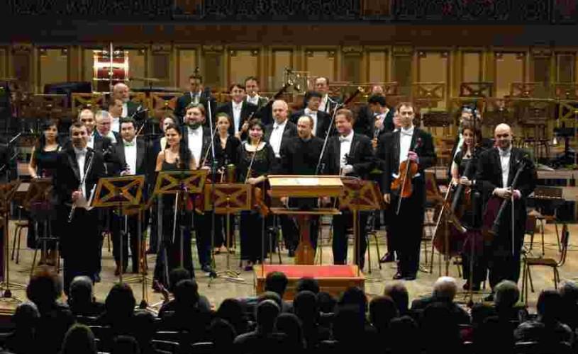 Spectacolul ''The Beatles interpreted by Bucharest Symphony Orchestra'' vine în Bucureşti