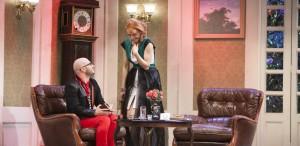 """VIDEO Antena 1 difuzează astăzi """"Pijamale"""", spectacolul de la Teatrul Metropolis"""