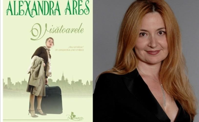 """Romanul Alexandrei Ares, ,,Visătoarele"""", este finalist la Book of The Year Awards 2012"""