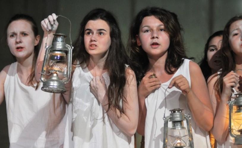 """""""Faust"""" își caută din nou Margareta la Teatrul Naţional """"Radu Stanca"""""""