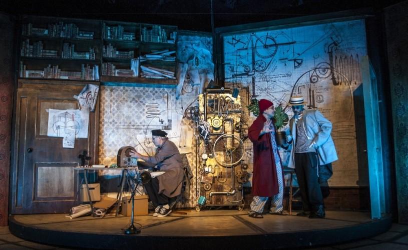 Teatrul Metropolis îl găzduieşte pe Ţarul Ivan cel Groaznic