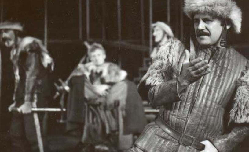 A murit actorul Dumitru Rucăreanu