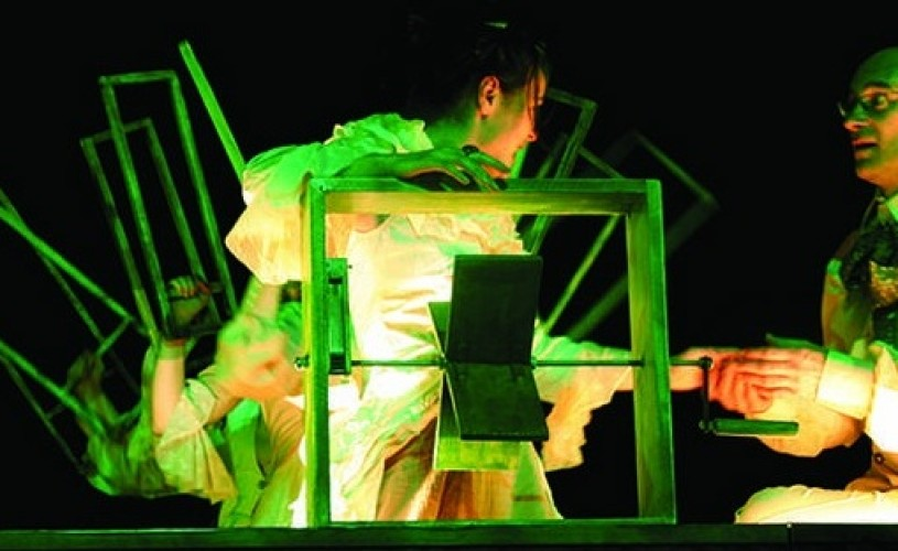 """Gavriil Pinte montează ,,Tinereţe fără bătrâneţe și viaţă fără de moarte"""" pe scena Secției Germane a Teatrului Național din Sibiu"""