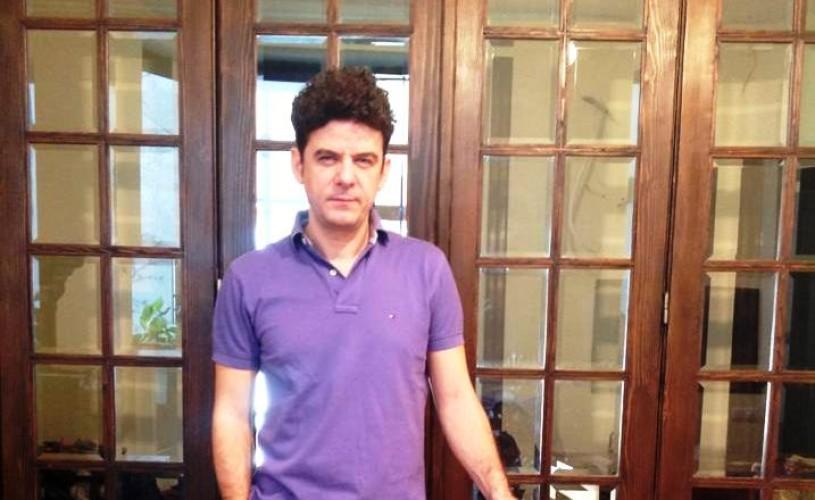 Cum a primit actorul Vlad Zamfirescu cel mai neobişnuit cadou
