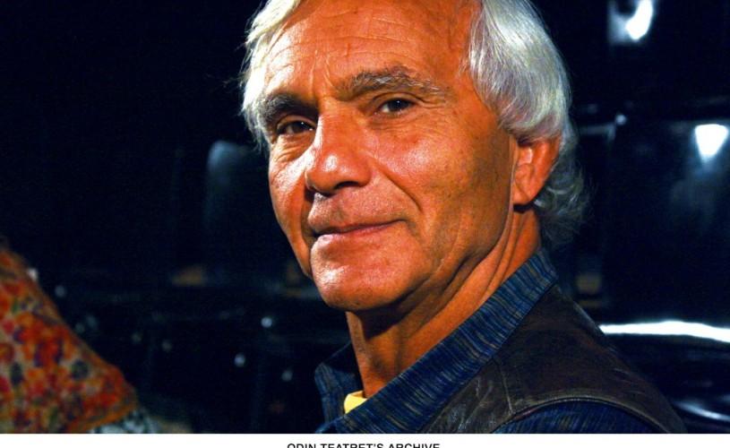 Interviu în premieră cu regizorul Eugenio Barba, pe TVR2